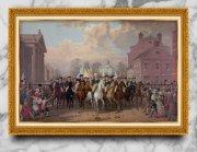 古典欧式宫廷油画