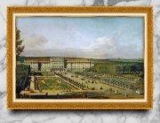 欧美宫廷古典写实油画