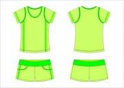 運動服設計