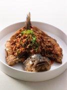 鹽酸菜干燒魚