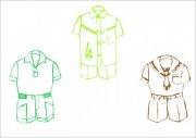 男童運動服設計