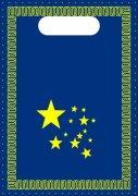 星星邊框手袋