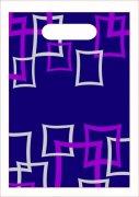 紫灰手挽袋