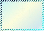冰藍雪靈 產品證書紋