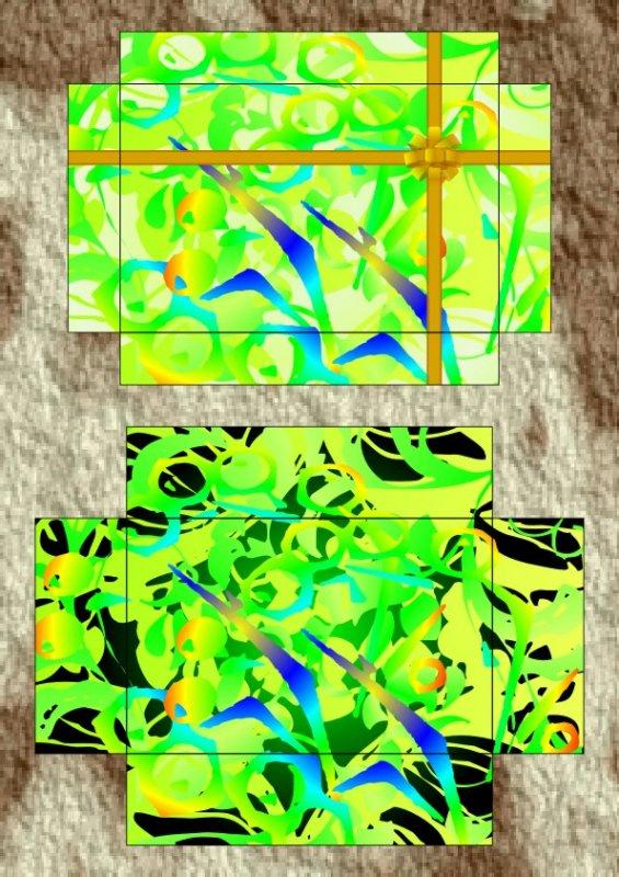 綠野仙蹤 鞋盒設計