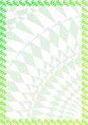 綠帶 環保證書紋